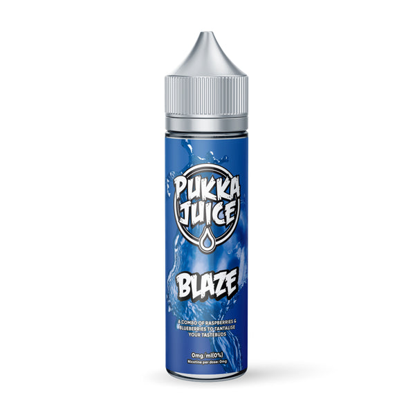 Blaze By Pukka Juice 50ml