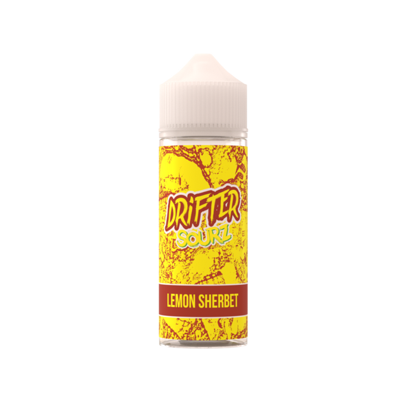 Drifter Sourz Lemon Sherbet e-liquid by Juice Sauz