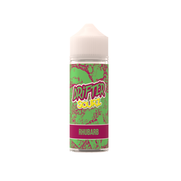 Drifter Sourz Sour Rhubarb e-liquid by Juice Sauz