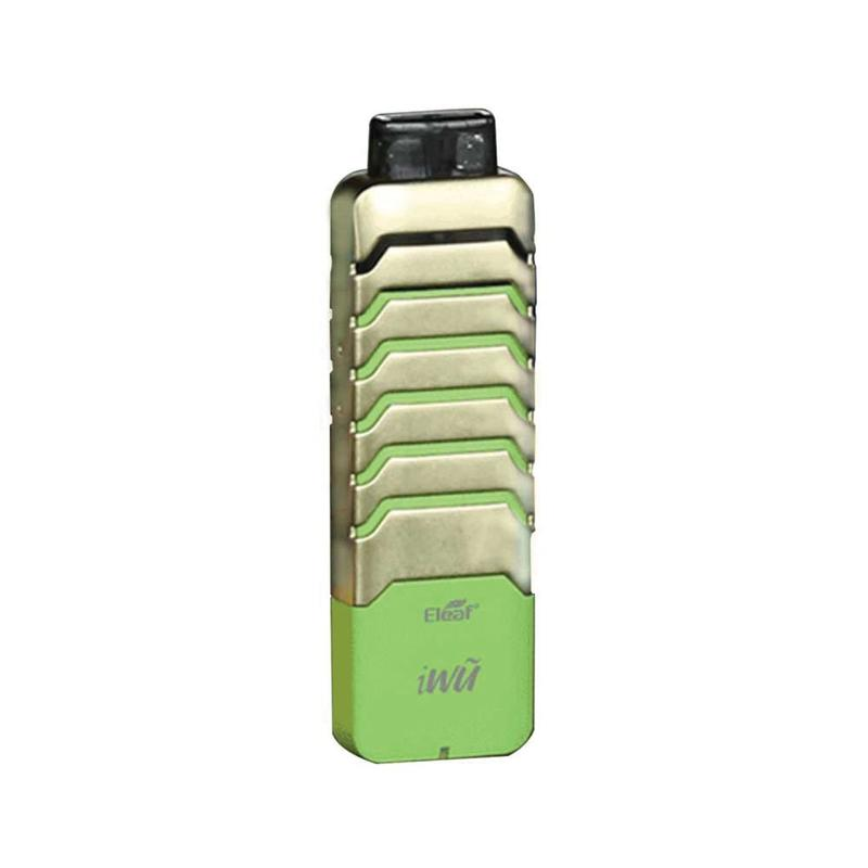IWU Pod Kit by Eleaf gold green