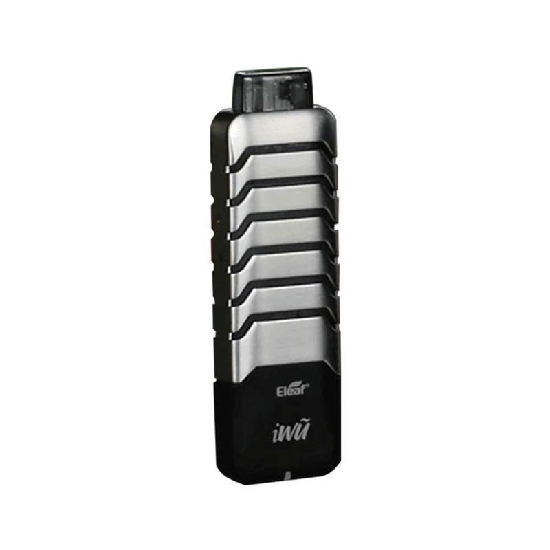 IWU Pod Kit by Eleaf silver black