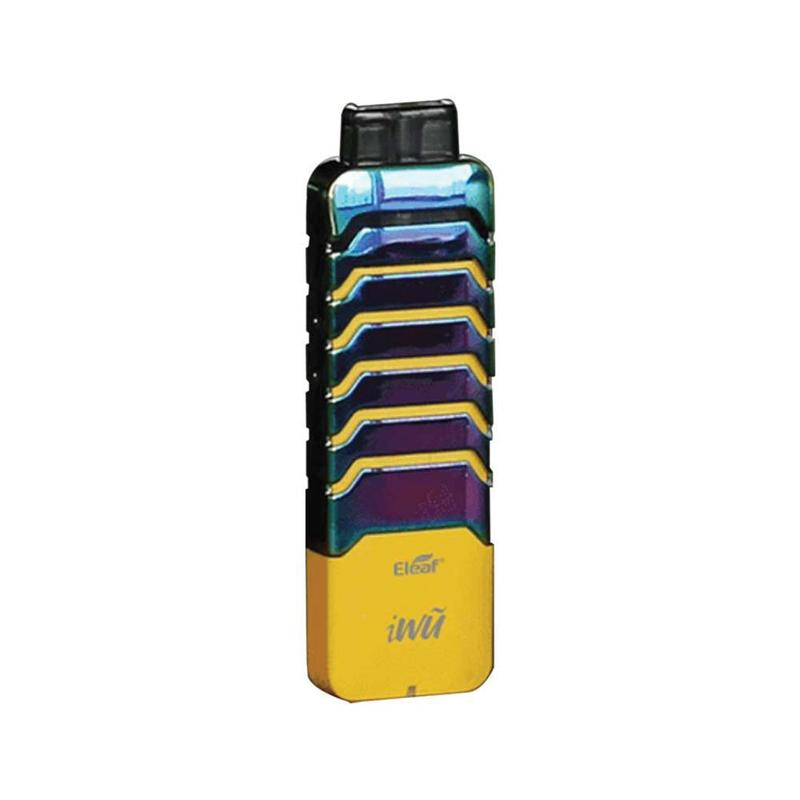 IWU Pod Kit by Eleaf rainbow yellow