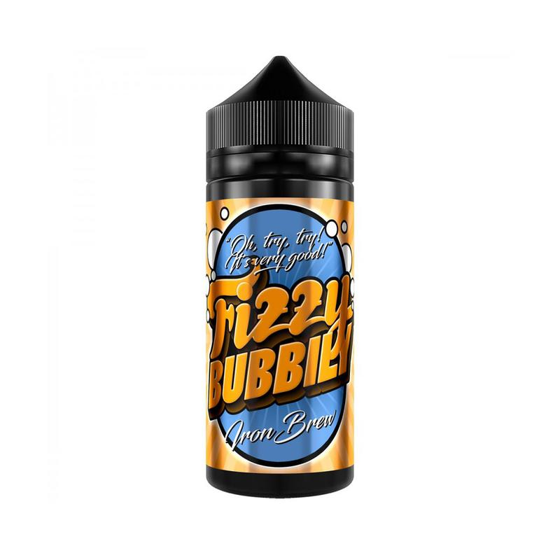 Fizzy Bubbily Iron Brew e-liquid