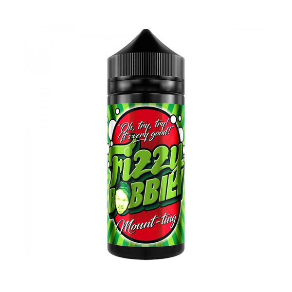 Fizzy Bubbily Mount Ting e-liquid