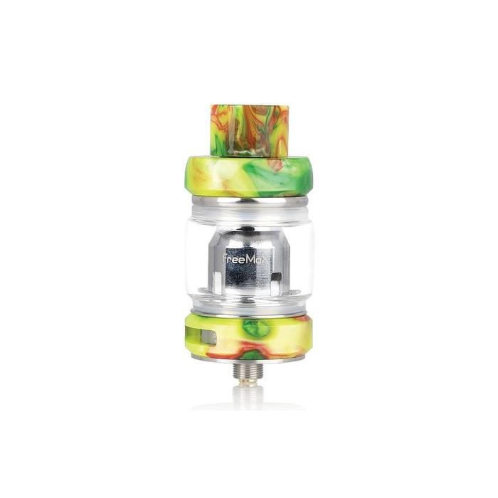Mesh Pro Sub Ohm Tank by Freemax green resin