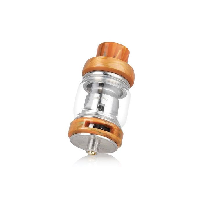 Mesh Pro Sub Ohm Tank by Freemax yellow resin