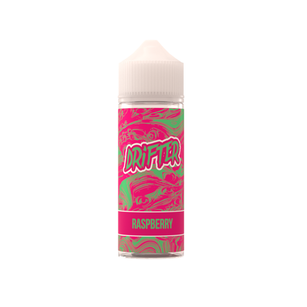 Drifter Raspberry e-liquid by Juice Sauz