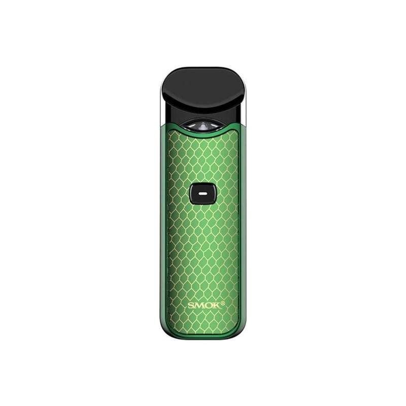 Nord Pod System by Smok bottle green