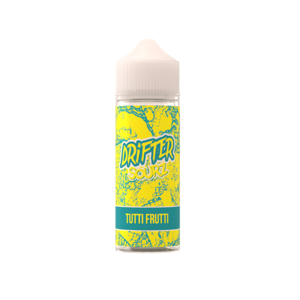 Drifter Sourz Tutti Frutti e-liquid by Juice Sauz