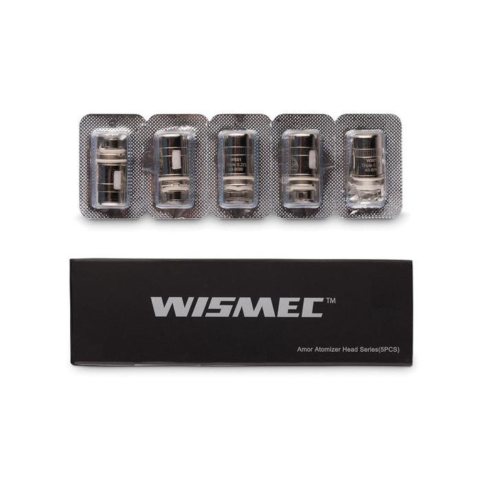 Amor Mini Coils by Wismec (5 pack)