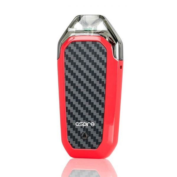 AVP AIO Pod Kit by Aspire red