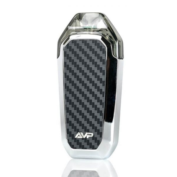 AVP AIO Pod Kit by Aspire silver