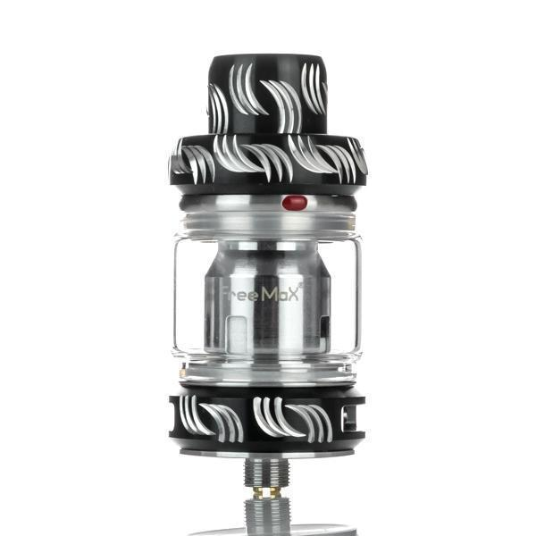 Mesh Pro Sub Ohm Tank by Freemax black metal