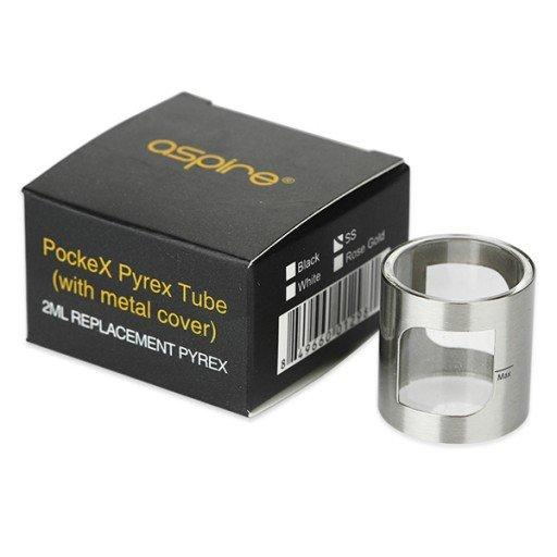 PockeX Replacement Glass by Aspire