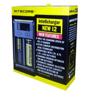 Nitecore i2 intellicharger 2 battery charger New and Improved