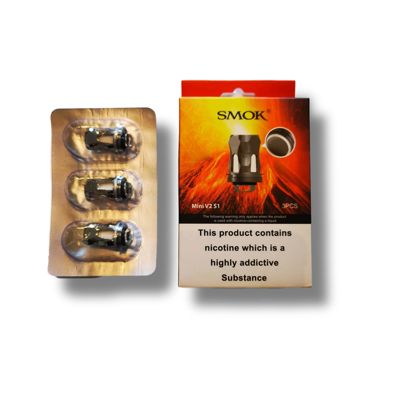Mini V2 coils by Smok (3 Pack)