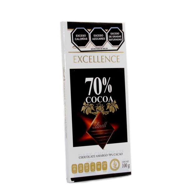 Chocolate Lindt Excellence - 70% Cacao 100g