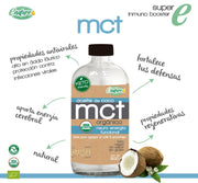 Aceite MCT 500ml