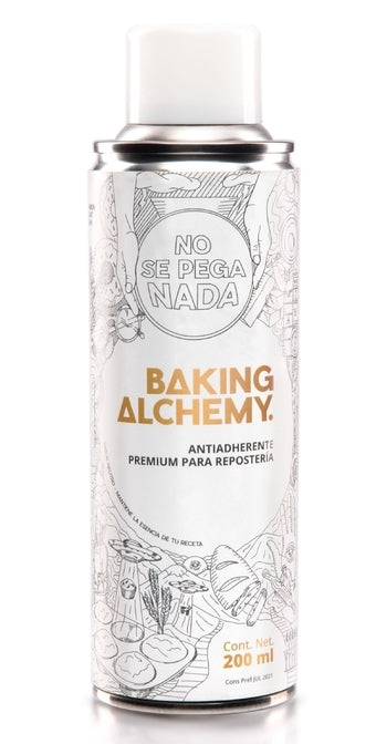Spray antiadherente Baking Alchemy 200ml
