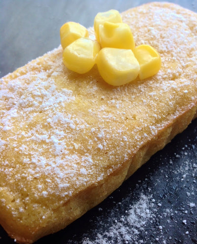 Receta Panquecitos de Elote Low-Carb