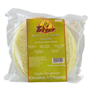 Tortillas Low Carb Triger de Nopal y Linaza
