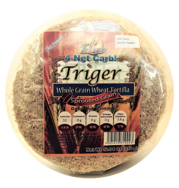 Tortillas Triger Low Carb 350 g