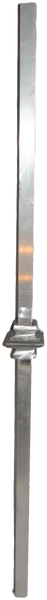 "Baluster Aluminum fits ¾"" SP95-AL"