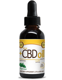 CBD Oil Drops -Unflavored 1 oz.