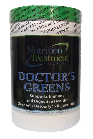 Doctor's Greens