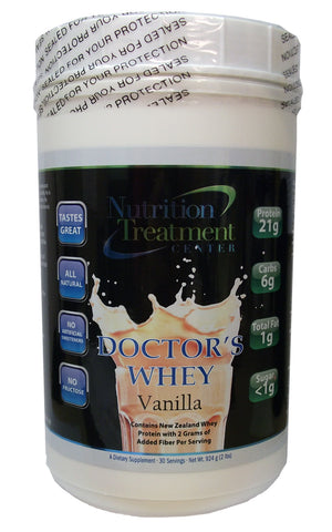 Doctor's Whey