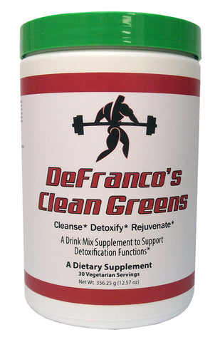 DeFranco's Clean Greens
