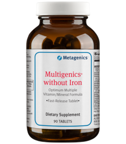 Multigenics® without Iron
