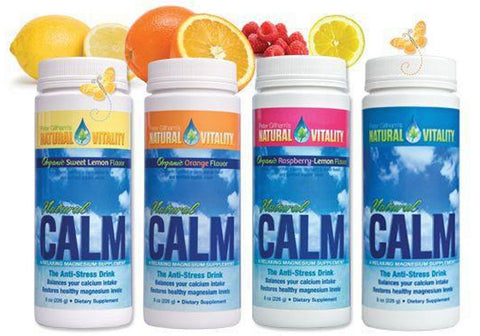 Peter Gillham's Natural Calm Magnesium