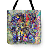 A Gift From Above - Tote Bag - .223 Digital Art