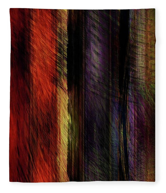 Aptitude - Fleece Blanket - .223 Digital Art