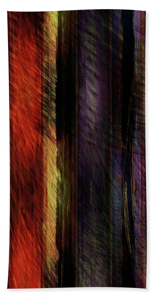 Aptitude - Bath Towel - .223 Digital Art