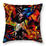 Autumns Changing - Throw Pillow