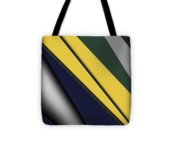 Centerline - Tote Bag - .223 Digital Art