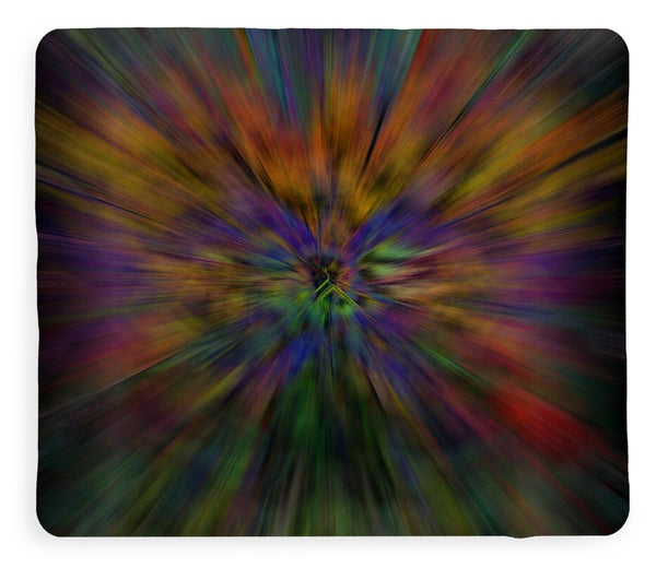Super Nova - Blanket - .223 Digital Art