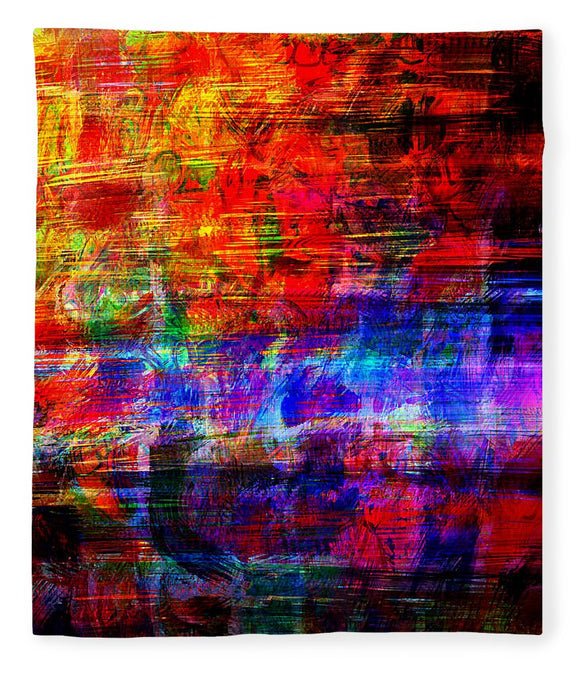 Combustion - Blanket - .223 Digital Art