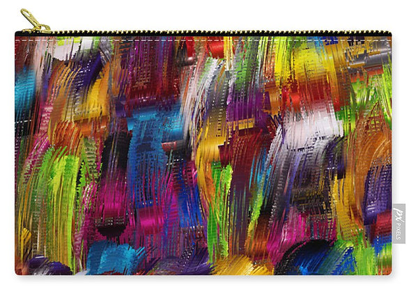 Crayola Falls - Carry-All Pouch - .223 Digital Art