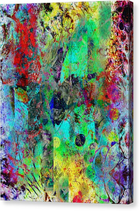 Cure - Canvas Print - .223 Digital Art