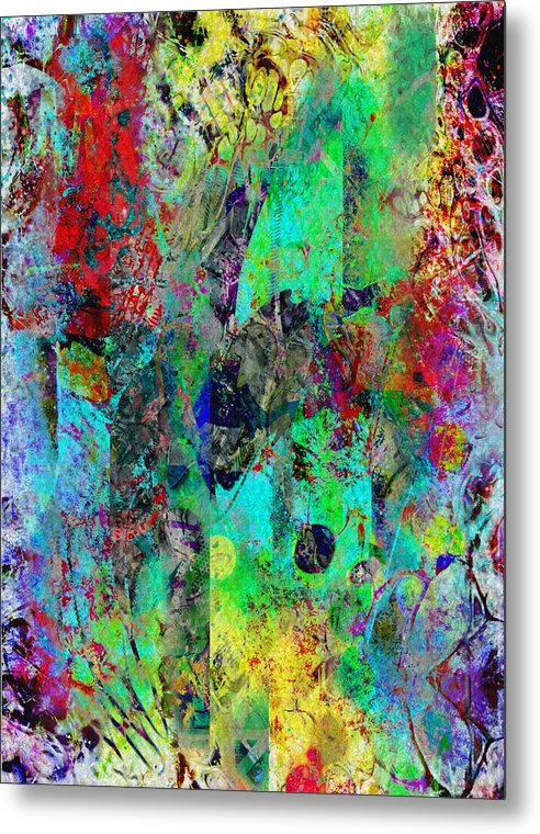 Cure - Metal Prints - .223 Digital Art