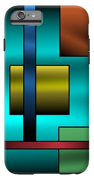 Depths of Happiness - Cell Phone Protective Cases - .223 Digital Art
