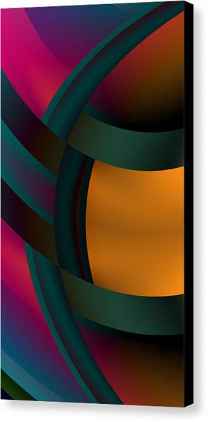 Entangled - Canvas Print - .223 Digital Art