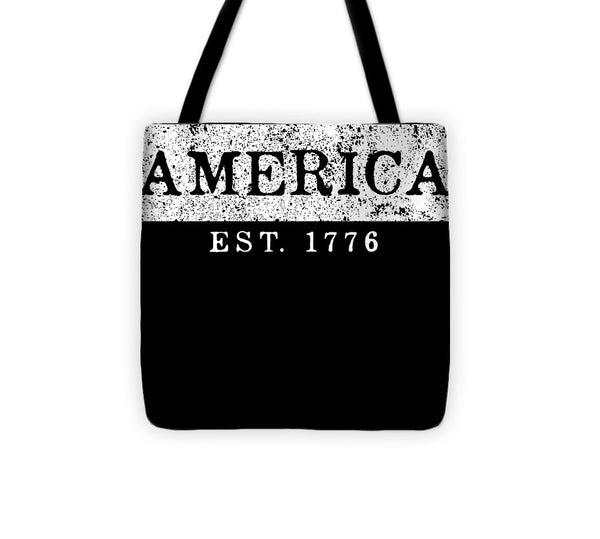 Est1776 - Tote Bag - .223 Digital Art