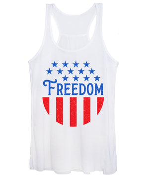 Freedom - Women's Tank Top - .223 Digital Art