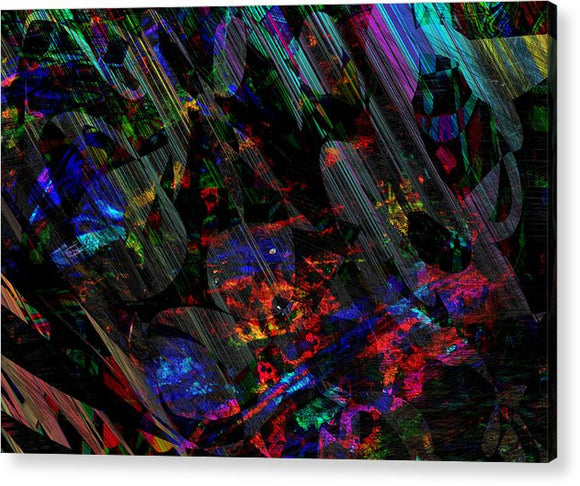 Mysterious - Acrylic Print - .223 Digital Art