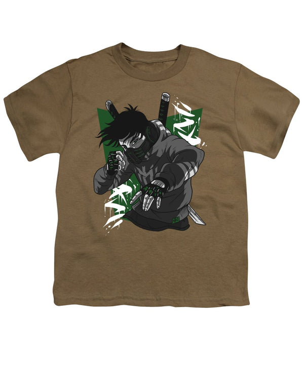 Ninja - Youth T-Shirt - .223 Digital Art