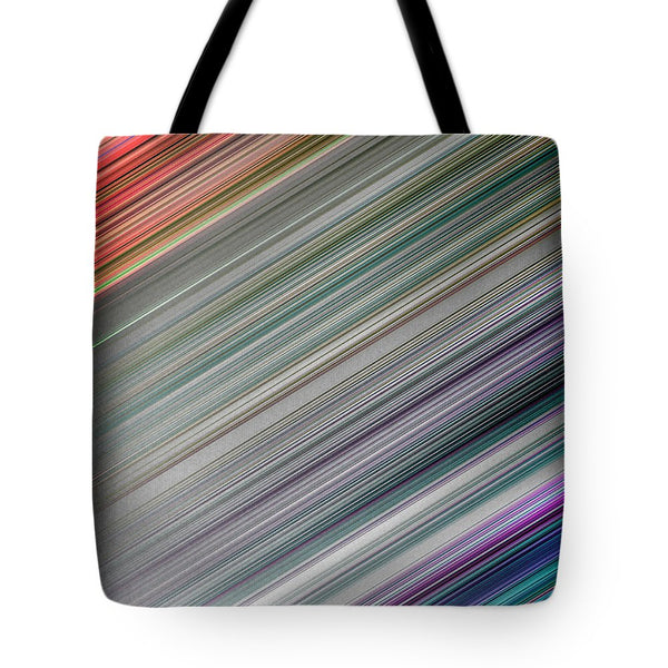 Resolution - Tote Bag - .223 Digital Art